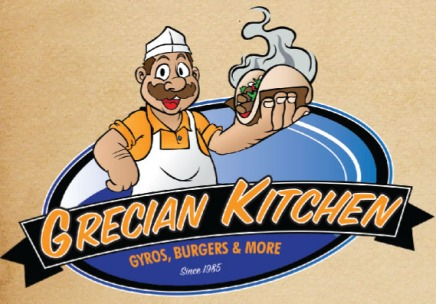 Grecian Kitchen Logo