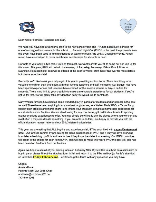 PNO-Family & Teacher letter (Updated)