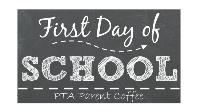 first day of school parent coffee2