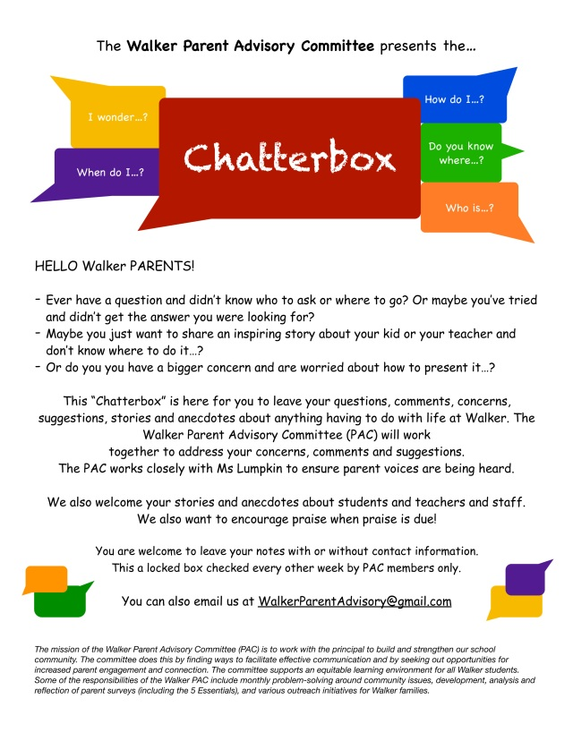 chatterbox flyer
