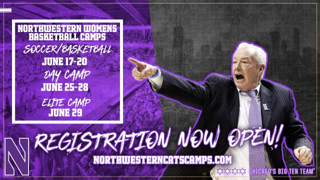 2019 nu women's basketball camp