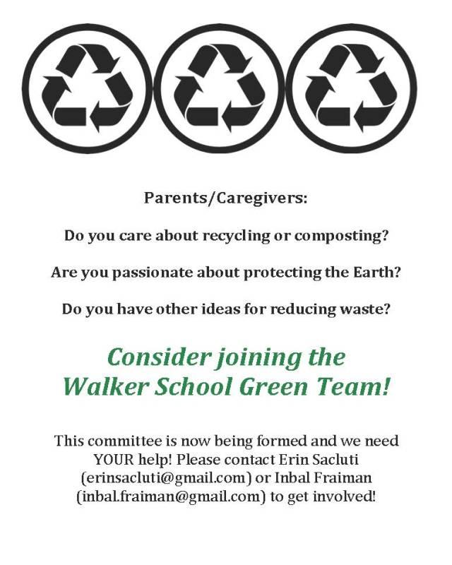 Walker Green Team
