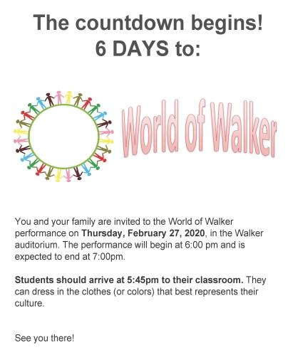 WorldOfWalker2ndNotice2019